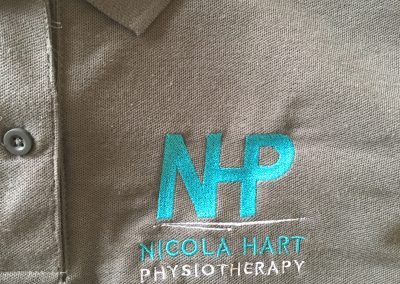 Polo Shirt – Embroidery – NP Physiotherapy