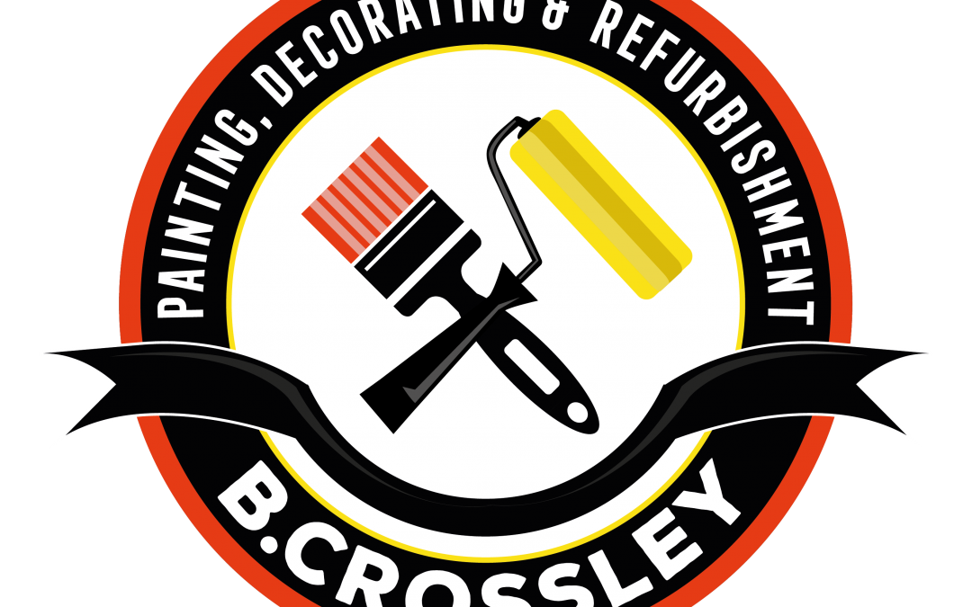 B Crossley Decorators – Logo Design
