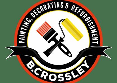 B Crossley Decorators – Logo Design