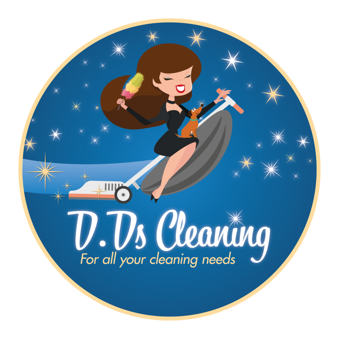DD's Cleaning logo design