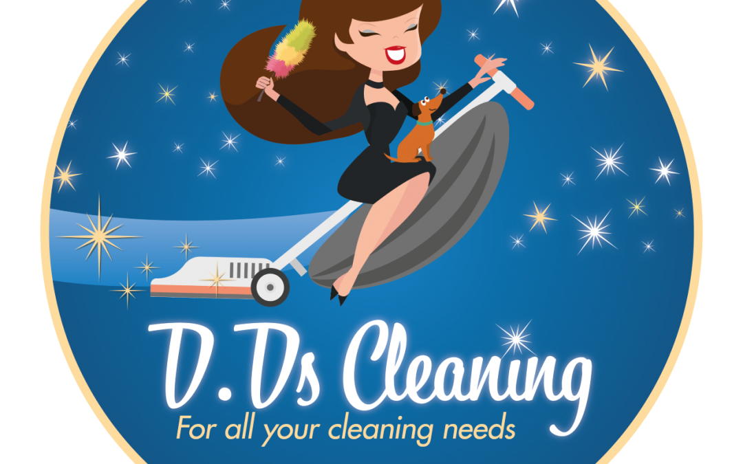 D.D's Cleaning – Logo Design