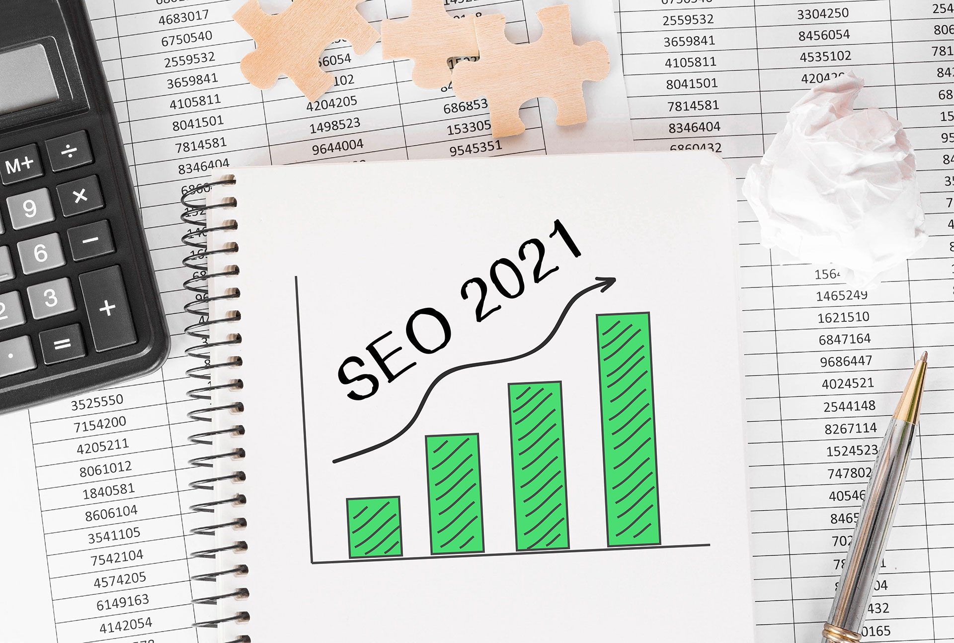2021 SEO Strategy