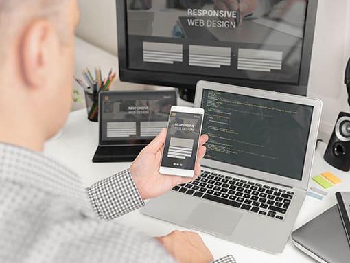 Web design services Essex