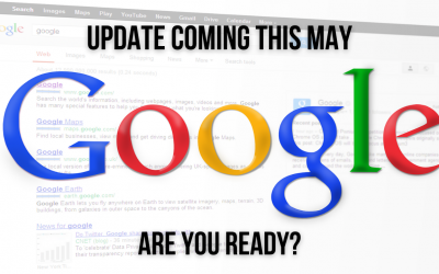 Google Algorithm Update May 2021.  What It Means for Core Web Vitals.