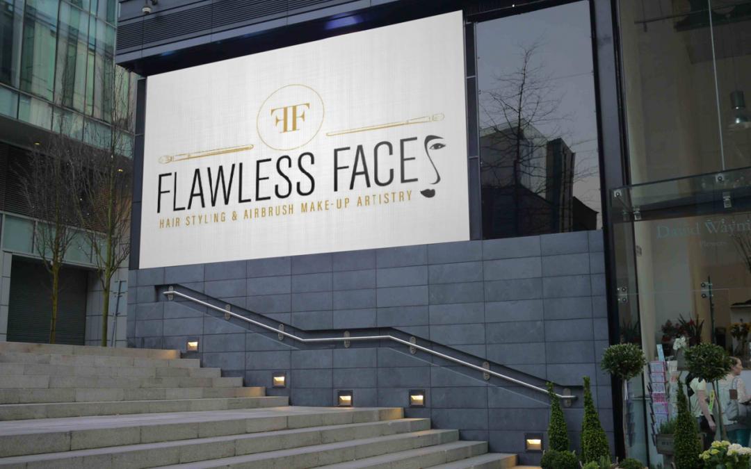 Flawless Faces Logo Design